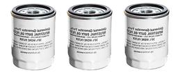3PK Replacement For Generac Oil Filter Generator 070185E Ext