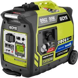 Ryobi RYI2300BTA 2300-Watt Gasoline Powered Bluetooth Invert