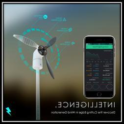 Smart and Portable Wind Turbine Generator / Windmill