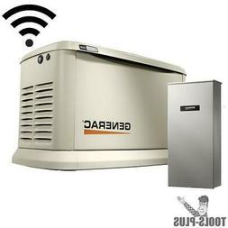 22KW Guardian Standby Generator w/ 200a 3R Auto Transfer Swi