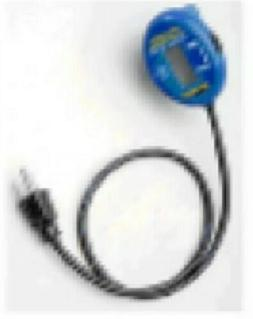 Reliance Controls Ammeter and Wattmeter THP103 AmWatt Applia