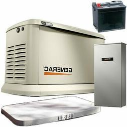 Generac Guardian® 22kW Standby Generator System (200A Se