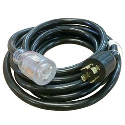 Reliance Controls Transfer Switch Generator Power Cord 40 ft