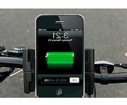 Universal Bicycle Dynamo Generator USB Charger Holder For Mo