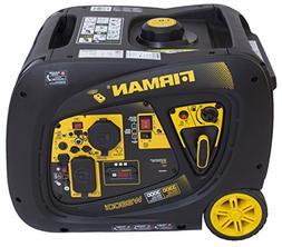 Firman Power Equipment W03083 3300 Watt CARB Gasoline Invert