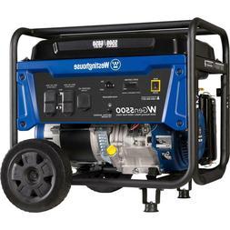 Westinghouse WGen 5,550/6,850-Watt Gasoline Powered Portable