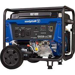 Westinghouse WGen6000 Portable Generator with Electric Start