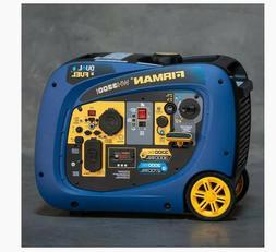 Firman WH03041 Whisper Series Inverter Generator, 3300 Watts