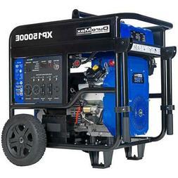 DuroMax XP15000E 15000-Watt V-Twin Gas Powered Electric Star