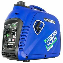 DuroMax XP2000EH Dual Fuel Generator, Blue